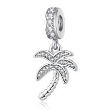 treecharm, Sterling, Fashion, sterling silver