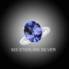 Sterling, quartz, Jewelry, tanzanite