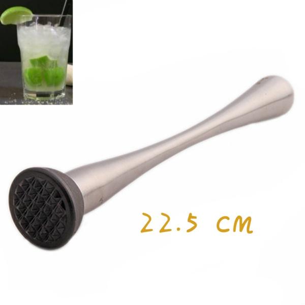 Steel, mojitomuddler, Cocktail, stainlesssteelmuddler