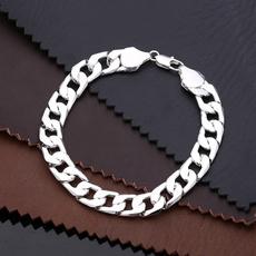 Steel, Fashion Jewelry, Stainless Steel, Chain bracelet