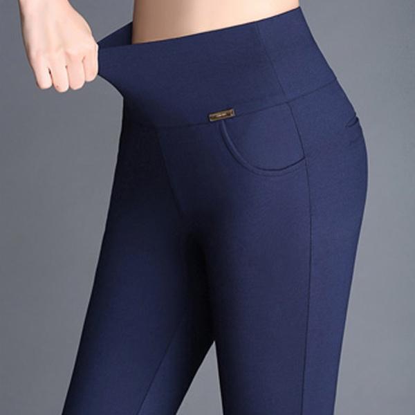 calçafeminina, Women Pants, trousers, Waist