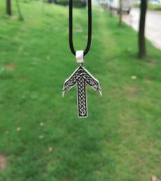 pendentnecklace, talismannecklace, runenecklace, amulet