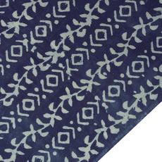 Blues, softfabric, jaipur, Dress