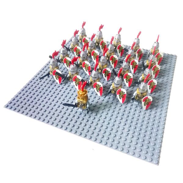 brickfigure, Action & Toy Figures, Castle, redlionknight