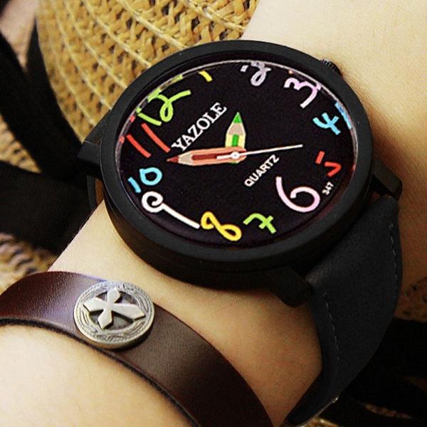 Fashion, Jewelry, Clock, Watch