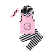 kids, Summer, sleeveless, Head Bands
