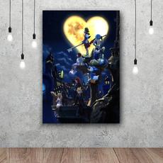 Heart, Decor, art, canvaspainting