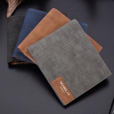 leather wallet, shortwallet, walletsampbag, Vintage