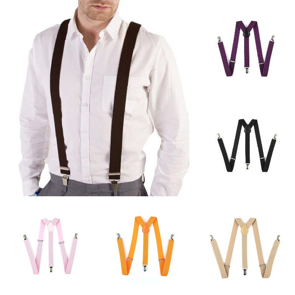 suspenders, tirante, Fashion, Elastic