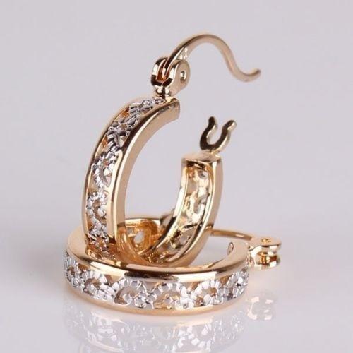 Dangle Earring, platinum, Design, Hoop Earring