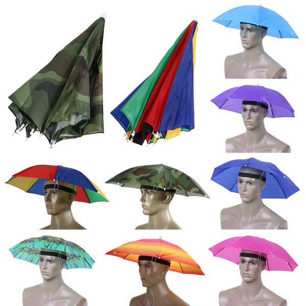 Hiking, Outdoor, foldingumbrella, campingumbrellahat