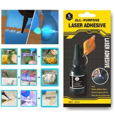 Plastic, uvlightrepairtool, Laser, Home & Kitchen