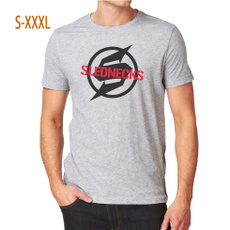 Funny, menshiphoptshirt, mensslimshirt, Clothing