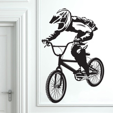 decoration, Bicycle, Sports & Outdoors, walldecoration