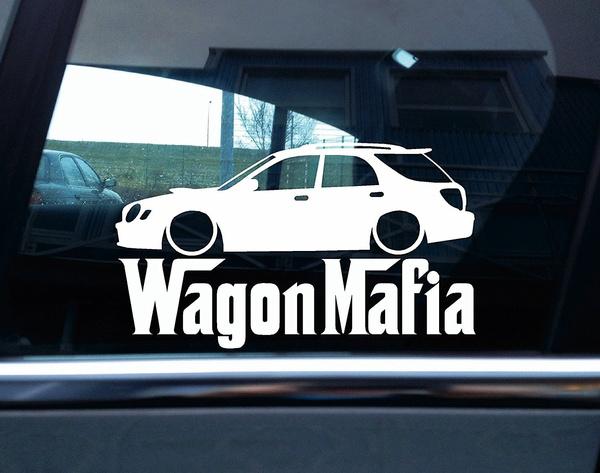wagon, based, impreza, estate