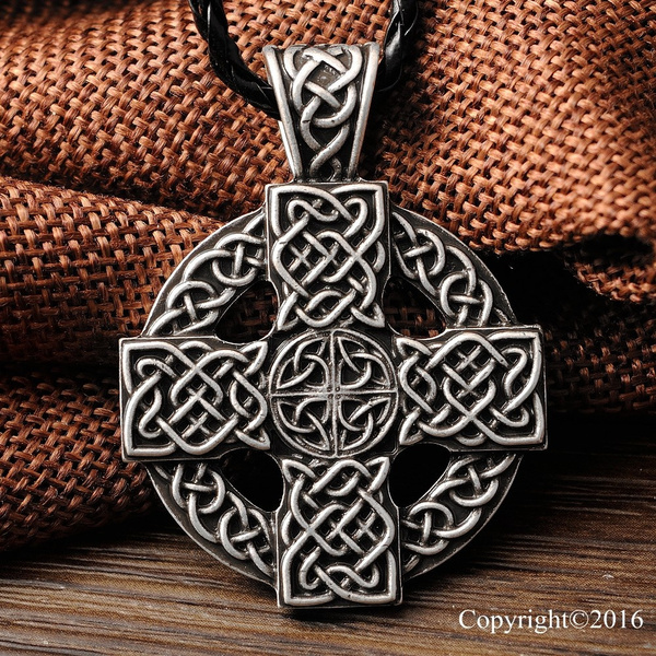 pendentnecklace, talismannecklace, Cross Pendant, trenynecklace