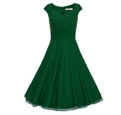 Summer, Plus Size, office dress, Dresses