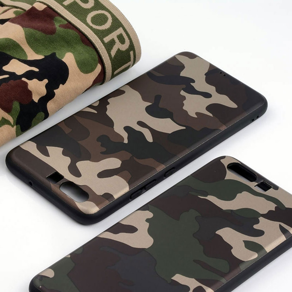 Case for huawei P10 lite cover army camouflage pattern print TPU soft Material funda coque huawei p10 lite capa | Wish