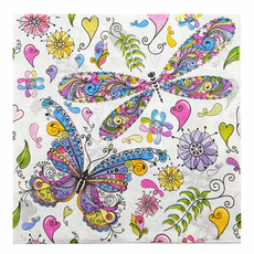 butterfly, dragon fly, Baking, packages