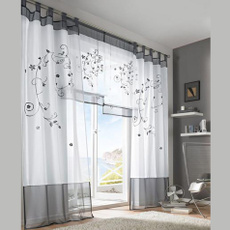 bedroomcurtain, Gray, homecurtain, Fashion