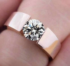 Couple Rings, ring necklace, DIAMOND, Jewelry
