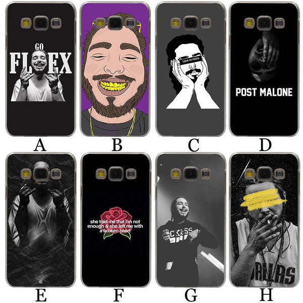 22a Post Malone Hard Phone Coque Shell Case for Samsung Galaxy A8 A7 A3 A5 2015 2016 2017 2018 Grand Prime 2 A8 Plus Cover | Wish