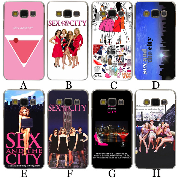 17a Sex and the City Hard Phone Coque Shell Case for Samsung Galaxy A8 A7 A3 A5 2015 2016 2017 2018 Grand Prime 2 A8 Plus Cover | Wish