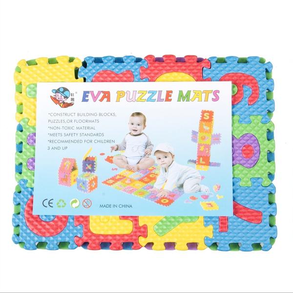 36pcsjigsaw, Toy, babyplaymat, Jigsaw