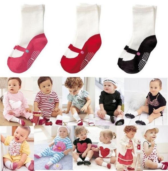 Infant, antislip, Socks, Shoes
