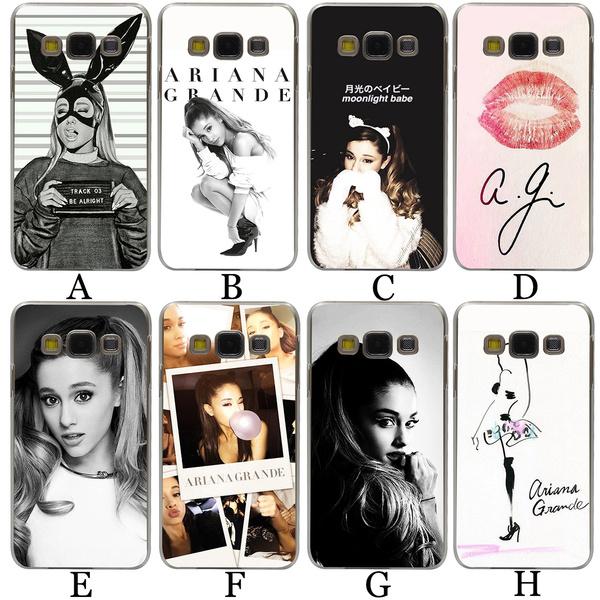 93a Cat Ar Ariana Grande Hard Phone Coque Shell Case for Samsung Galaxy A8 A7 A3 A5 2015 2016 2017 2018 Grand Prime 2 A8 Plus Cover | Wish