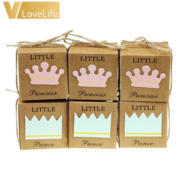Box, Princess, Gifts, Food