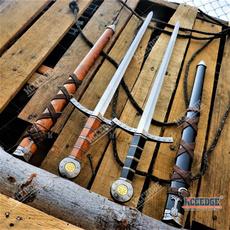 medievalsword, dagger, crusader, shortsword