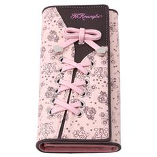 cute, leather purse, women purse, Elegant