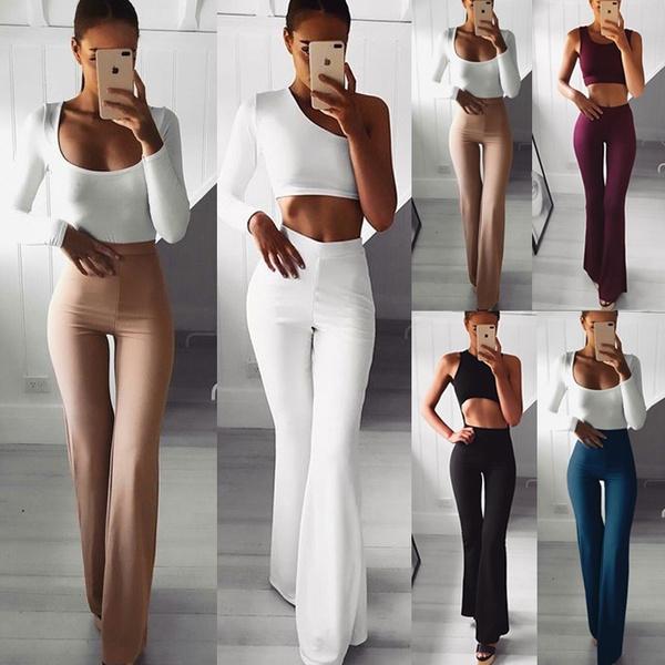 Women Pants, casual shoes, palazzopant, wideleg