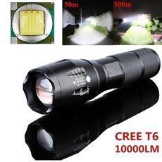 Flashlight, Mini, glare, portable