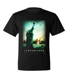 mensummertshirt, Funny T Shirt, Long T-Shirt, cloverfield