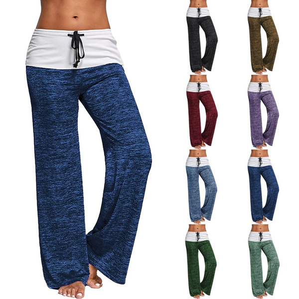 womenssweatpant, Yoga, Casual pants, pants