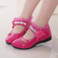 Moda, Flats shoes, leather shoes, princessshoe
