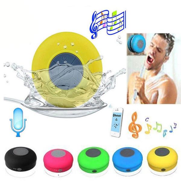 stereospeaker, showerspeaker, Waterproof, soundbox