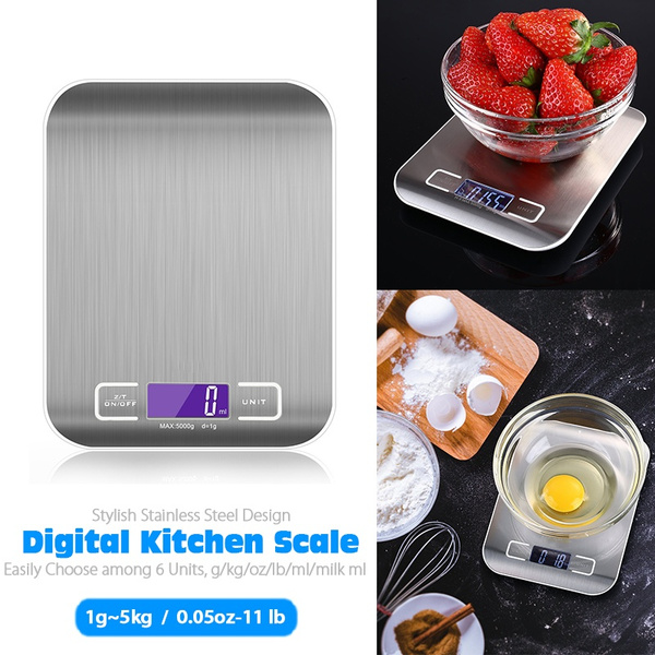 Steel, Kitchen & Dining, Scales, powderscale