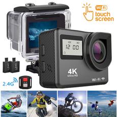 Touch Screen, Sport, Remote Controls, touchscreencamera