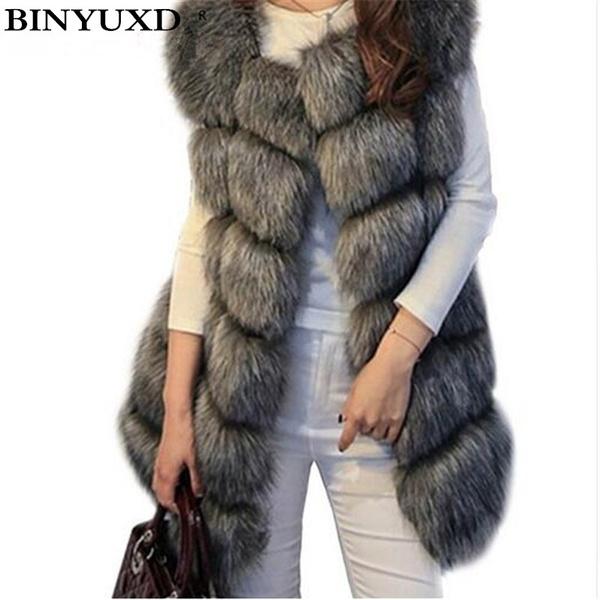 Vest, Fashion, fur, Winter