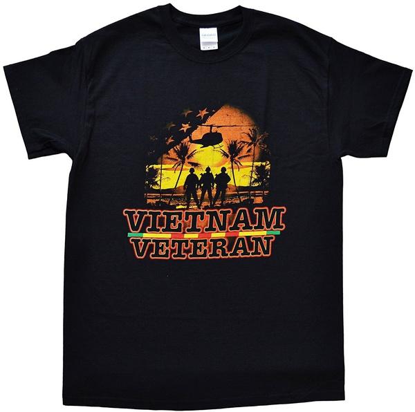 Summer, Shorts, vietnamveterantshirt, Sleeve