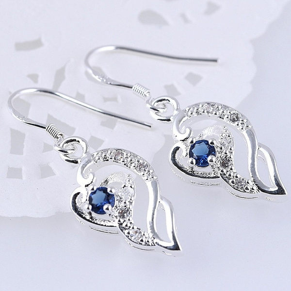 Fashion, Jewelry, Gifts, 925 silver earrings