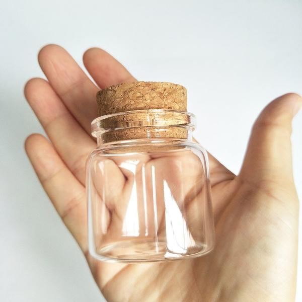 miniglassbottle, kitchenbottle, storageglas, Storage