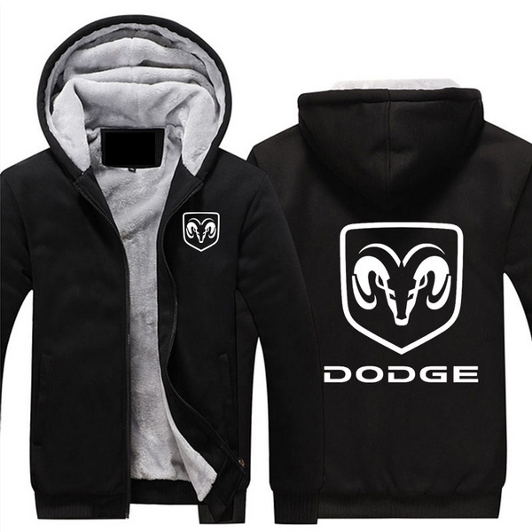 Dodge, Thicken, Fleece, Winter