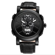 swisswatche, Pirate Jewelry, cool watches, skull