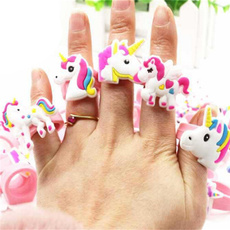 rubberring, Toy, unicornring, Gifts