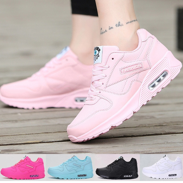 Runners Casual Shoes Women Breathable