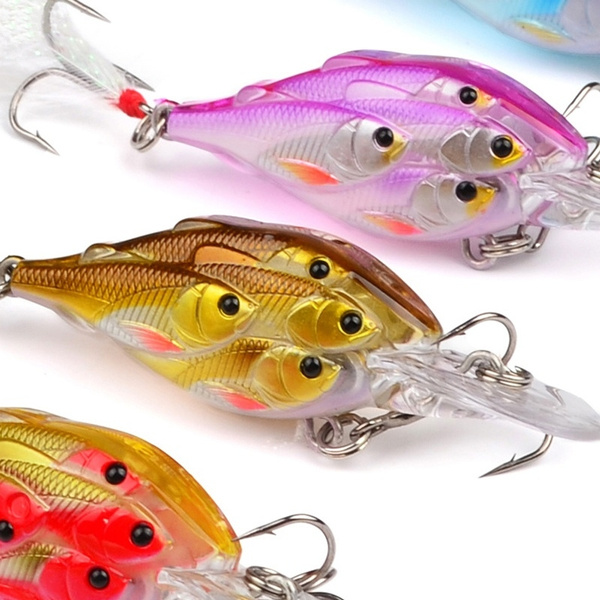 Mini, Lures, Outdoor, Fishing Lure